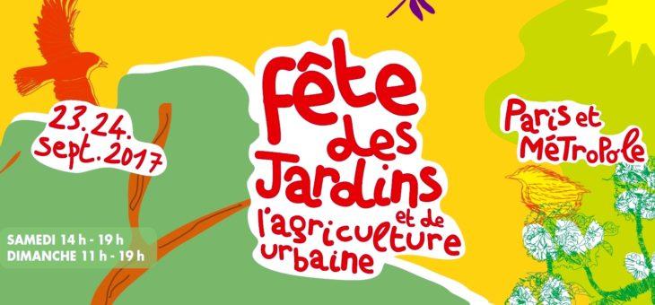 Fête des jardins et de l'agriculture urbaine